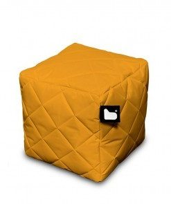 B Box Quilted Poef 'No Fade'